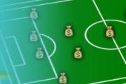 Euro 2020 : Équipe-type des joueurs les plus chers
