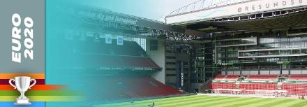 Parken Stadium Copenhague – Calendrier, dates, horaires et météo des matchs