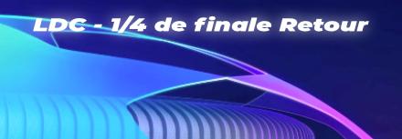 LDC : Le point avant les quarts de finale retour