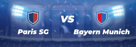 Pronostics ⭐️ Paris SG-Bayern Munich, cotes, stats et conseils pour parier – 13/04/21