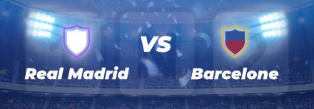Liga 💬 Pronostics Real Madrid – FC Barcelone – 10-04-21, nos conseils