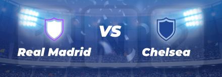 Pronostic ⭐ Real Madrid – Chelsea : Cotes, stats et conseils pour parier | 27/04/21