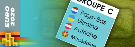 Tous les pronostics Groupe C Euro 2020 (2021): favori et cotes