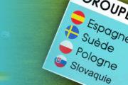 Pronostic Groupe E Euro 2020 (2021) : Favori, outsiders et cote