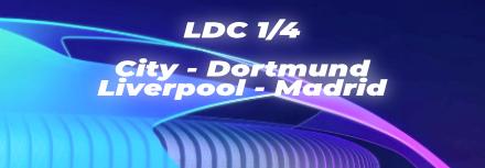 LDC : La suite des quarts de finale