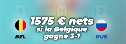 Pronostics Belgique – Russie Euro 2021 : cotes et analyse pour bien parier