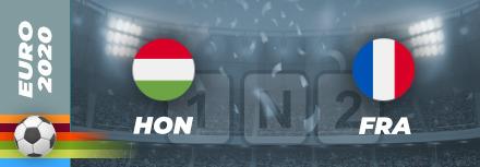 Pronostic Hongrie – France Euro 2021 : cotes et analyse pour parier