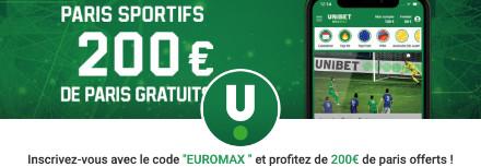 Bonus Unibet 2021 : Poker, Paris sportifs et turf