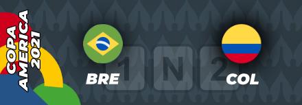 Pronostics Brésil – Colombie, cotes et analyse pour parier