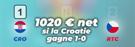 Pronostic Croatie-République Tchèque euro 2021 : cotes et analyses pour bien parier