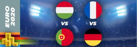 Pronostic Euro 2021 – Mardi 15 juin
