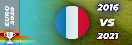 Euro 2021 : Ces Bleus sont-ils meilleurs que ceux de 2016 ?