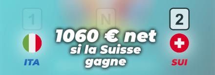 Pronostic Italie – Suisse Euro 2021 : Cotes et analyses