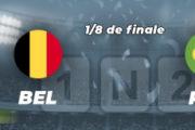 Huitième finale Euro 2021 : pronostic Belgique Portugal cotes et analyse pour parier
