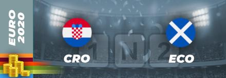 Pronostic Croatie-Ecosse Euro 2021 : cotes et analyse pour parier