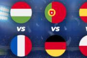 Pronostic Euro 2021 – 19 juin – Les matchs du jour