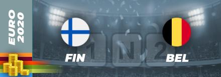 Pronostic Finlande-Belgique Euro 2021 : cotes et analyse pour parier