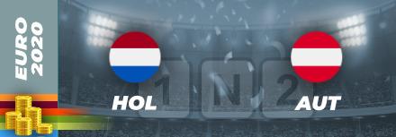 Euro 2021 : Pronostic Pays Bas – Autriche, cotes et conseils pour parier