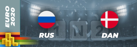Pronostic Russie-Danemark euro 2021 : cotes et analyses pour bien parier