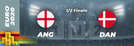 Demi-finale Euro 2021 : Pronostic Angleterre-Danemark, cotes et analyse pour parier
