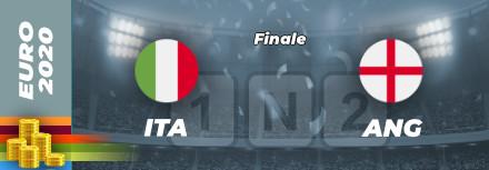 Finale euro 2021 : Pronostic Italie-Angleterre, cotes et analyses pour parier