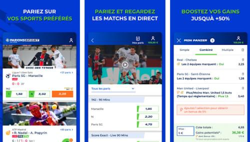 Avis Parions Sport en ligne : analyse du bookmaker et de ses fonctionnalités