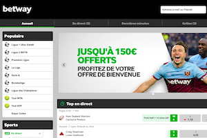 Review Betway