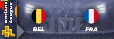 Pronostic Belgique – France, demi-finale Ligue des nations – 07/10/21 – cotes et conseils