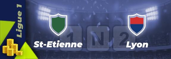 Pronostic Saint-Etienne – Lyon (OL), cotes et conseils pour parier – 03/10
