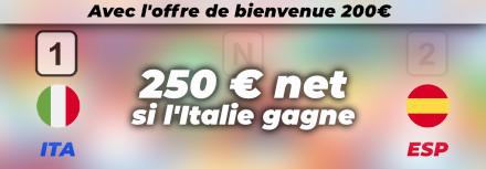 Pronostic Italie – Espagne, cotes et conseils pour parier – 06/10/21