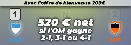 Pronostics Marseille (OM) – Lorient, cotes et conseils pour parier – 17/10
