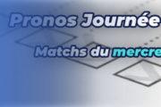 Pronostics Ligue des champions – 3ème journée – Matchs du mercredi 19 octobre 2021