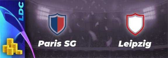 ⭐️Pronostic PSG – RB Leipzig cotes, stats et conseils pour parier – 19/10