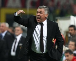 Ancelotti Milan AC